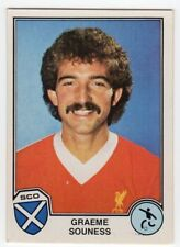figurina SPORT SUPERSTARS EUROFOOTBALL 82 PANINI NEW numero 146 SOUNESS
