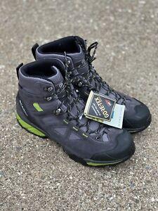 Scarpa ZG Lite GTX Boots Men's Size 10 / EU 43 Hiking Dark Grey / Spring Trail