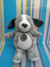 Carter's My First Puppy Gray Plush