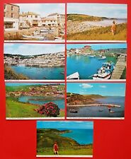 Cornwall Mevagissey & Area Postcards Set of 7 Different NEW Vintage Cards