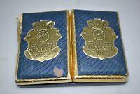 Antikes altes Piatnik Kartenspiel Spielkarten Bridge Romme Antik selten Fach E3