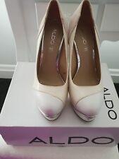 Aldo shoes and bag