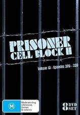 PRISONER - CELL BLOCK H - VOLUME 10 - EPS. 289-320 (8 DVD SET) NEW!!! SEALED!!!