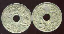 25 centimes  lindauer 1925