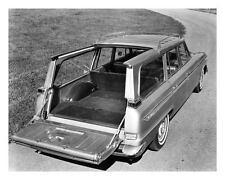 1963 Studebaker Wagonaire Station Wagon Factory Photo c7460-6FCHTC