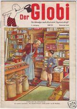 Der Globi Werbecomic 11. Jahrgang 9 Hefte 1945 Globus