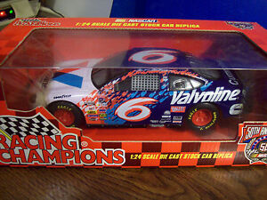 MARK MARTIN #6  1/24 SCALE 1998 RACING CHAMPIONS 1:24 SCALE GREAT PRICE