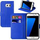NUOVO MAGNETICO FLIP PELLE LIBRO CUSTODIA COVER a portafoglio per Samsung Galaxy