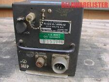 **US Military Aircraft/Plane Radio Receiver R-122A ARN-12