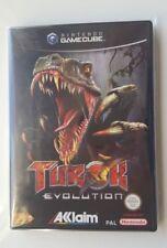Nintendo GameCube Pal  Turok Evolution