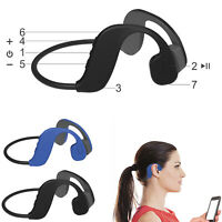 Wireless Earphone MP3 Player Bluetooth Headset for Swimming Diving Sports Use
