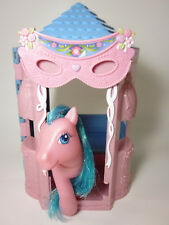 "MY LITTLE PONY G3 Frilly Frocks Free US Ship Playset Bonus Bunches-O-Fun 10"" '05"
