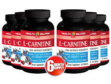 Pure Pills Protein - L-CARNITINE 510MG - Weight Gain 6B