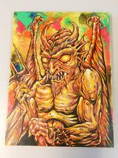 ART OF SKINNER DUKE OF HELL ORIGINAL PAINTING