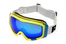 Ravs  Damen skibrille Kids skibrille  Snowboardbrille Antibeschlag double glass