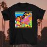 The Offspring Happy Hour Album Short Sleeve Black Unisex S-234XL T-Shirt V1210