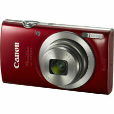 Canon PowerShot ELPH 180 / IXUS 175 20.0 MP Digital Camera - Silver