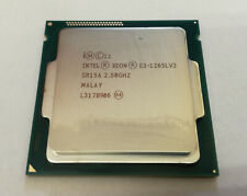 Intel Xeon E3-1265L v3 2.5 GHz 8M Quad-Core Processor SR15A LGA1155 CPU Server