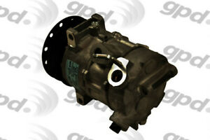 A/C Compressor-New Global 6512736
