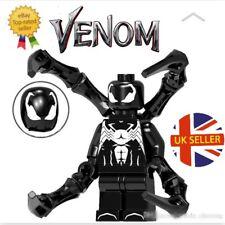 1pcs Marvel Mini Figures Fit Lego Venom Black Spider-man Infinity War UK Seller