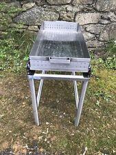 Utensil Shelf Removable Pan 16.5x32.5x29 Hi Stainless Steel
