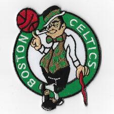 Boston Celtics NBA Iron on Patches Embroidered Applique Badge Emblem