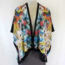 NEW NWT Cocoon House Art to Wear Garden In The Rue Cortot 100/% Silk Scarf