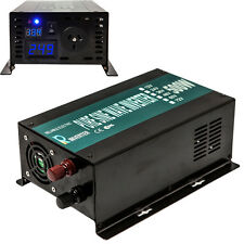 Pure Sine Wave Inverter 500W Car Power Inverter 12V DC to 240V AC Off Grid Solar