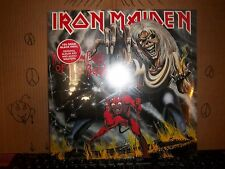 Iron Maiden Number Of The Beast1982/2014 Factory Sealed Record LP AlbumVinyl 559