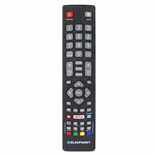 Genuine Blaupunkt Smart TV Remote Control with NETFLIX, YouTube and 3D Buttons