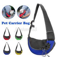 Pet Outdoor Carrier Dog Puppy Backpack Front Bag Cat Shoulder Bag Tote Travel