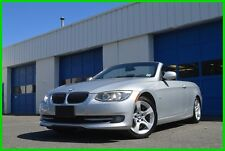 2013 BMW 3-Series 335i Cabriolet Power Hard Top Save Big
