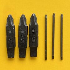 New Leatherman Parts Replacement Charge Wave MUT Surge: 3PH, 3 Eyeglass Bit Kit