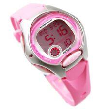 Casio Ladies Kids Digital Watch LW200 LW-200 LW-200-4B Alarm Rubber Stopwatch