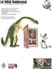 LE PIEGE DIABOLIQUE BLAKE ET MORTIMER pixi figurines de collection bd