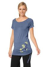 Ocean Sportswear Yoga-T-Shirt. Hellblau. Gr. 44. NEU!!! SALE%%%