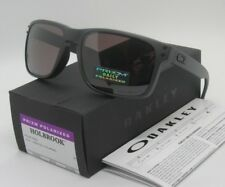 "OAKLEY steel ""PRIZM DAILY"" POLARIZED HOLBROOK OO9102-B5 sunglasses! NEW IN BOX!"