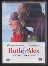 RUTH&ALEX l'amore cerca casa- DVD EDICOLA nuovo sigillato