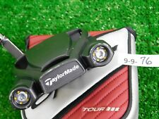 """TaylorMade Spider Itsy Bitsy Black 32"""" Putter with Tour Headcover"""