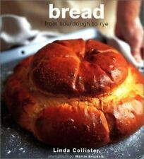 Bread: From Sourdough to Rye-ExLibrary