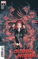 Web of Black Widow #2 Marvel Comic 1st Print 2019 unread NM
