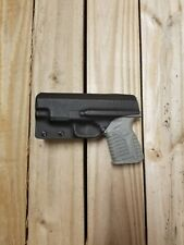 Concealment Springfield XDS 4.0 IWB Black KYDEX Holster Right Hand