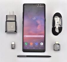Samsung Galaxy Note 8 SM-N950U T-Mobile 64GB Black Android Excellent Shape