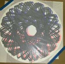 2019 Jason Revok Spirograph Screen Print Monoprint Mono 1/1