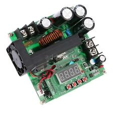 900W Dc-Dc Boost Module 8-60V Out 10-120V Step-up Converter Power Supply F1B8