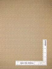 Rooster Chicken Wire Cream Cotton Fabric Windham 41214-1 Country Kitchen Yard