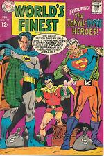 World's Finest Comic Book #173, DC Comics 1968 FINE/FINE+