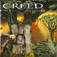CD - Creed  - Weathered - A706