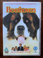 Beethoven DVD 1992 St Berard Chien Famille Comédie Film 1 / Original