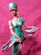 "New ListingHome Interiors 2001 Figurine ""Ulana"" Royal Lady /Nib/Free Shipping"